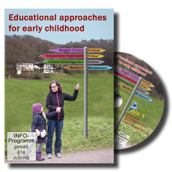 Educational approaches for early childhood